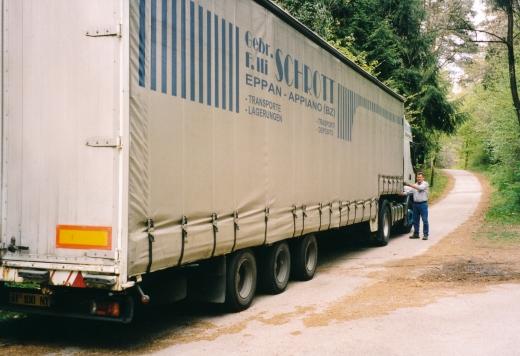 Scrhott Transports <?php echo $JahrGang; ?>